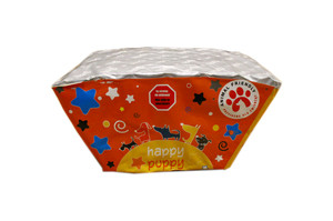 TB130 ORANGE PUPPY - CICHE FAJERWERKI - SILENTY