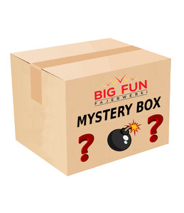 BIG FUN BOX RAKIETOWY  !  - MYSTERY BOX